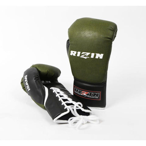Rizin Kickboxing Gloves-Isami-ChokeSports