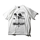 Rocky 3 Beach Run T-Shirt-Reversal RVDDW-ChokeSports