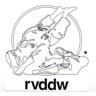 RVDDW Armlock Patch Large-RVDDW Patches-ChokeSports