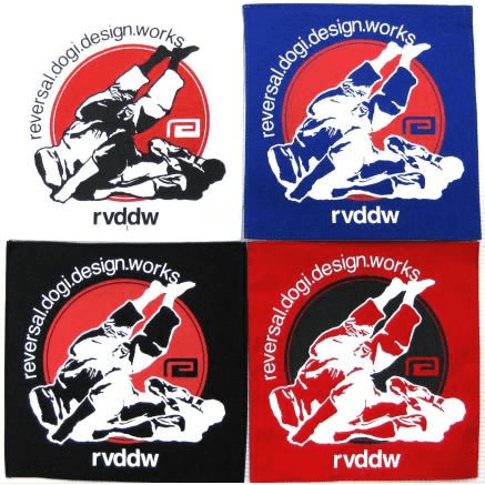 RVDDW Armlock Patch-RVDDW Patches-ChokeSports