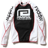 RVDDW Basic Long Rash Guard-Reversal RVDDW-ChokeSports