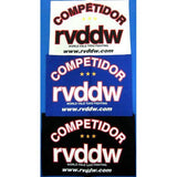 RVDDW Competidor Patch-RVDDW Patches-ChokeSports