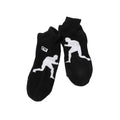 Square Off Ankle Socks-Reversal RVDDW-ChokeSports