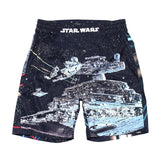 Star Wars Fight Shorts-Reversal RVDDW-ChokeSports
