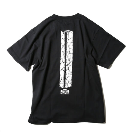 Start From End T-Shirt-Reversal RVDDW-ChokeSports