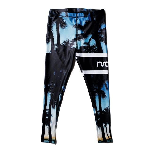 Sunset Beach Long Spats-Reversal RVDDW-ChokeSports