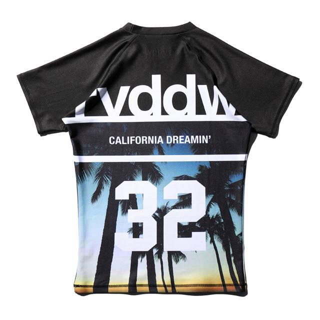 Sunset Beach Rash Guard-Reversal RVDDW-ChokeSports