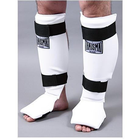 Thaismai Soft Shin Guards-Thaismai-ChokeSports