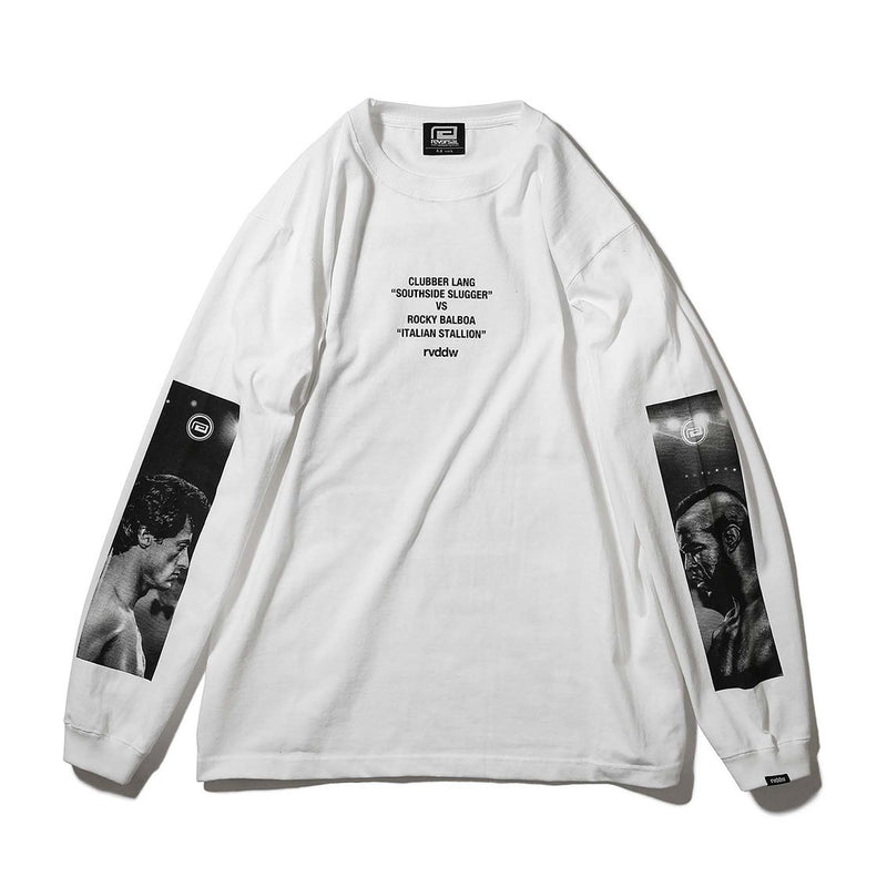 Tiger Long Sleeve T-Shirt-Reversal RVDDW-ChokeSports
