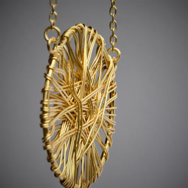 Naya Necklace In Gold