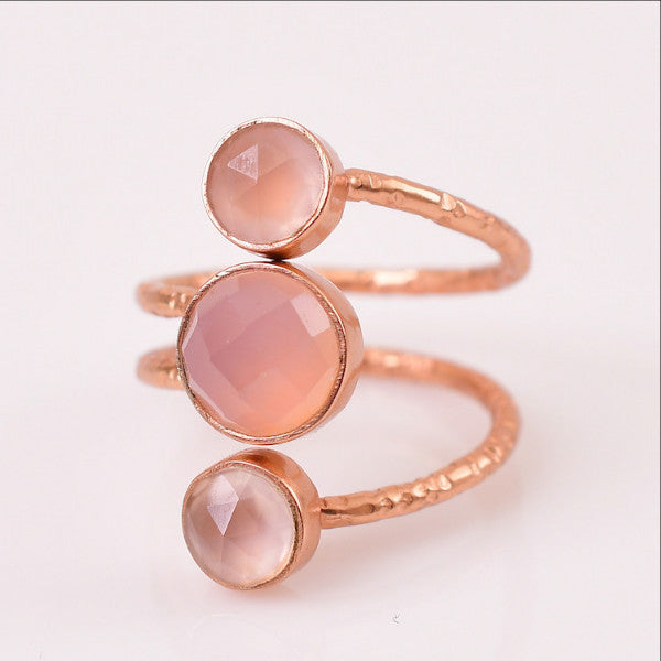 Joy Ring In Rose Gold