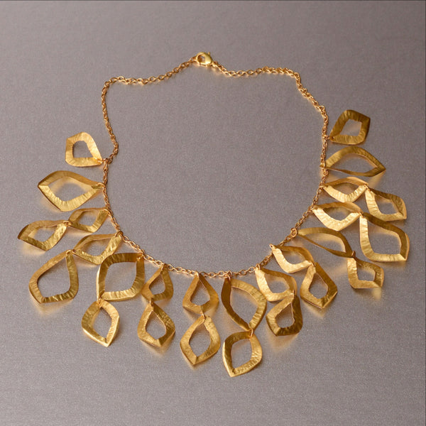 Lea Necklace In Gold
