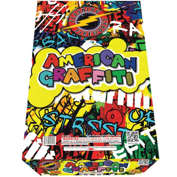 American Graffiti by Flashing Fireworks