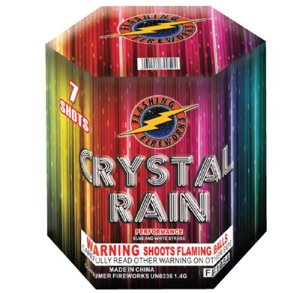 Crystal Rain by Flashing Fireworks