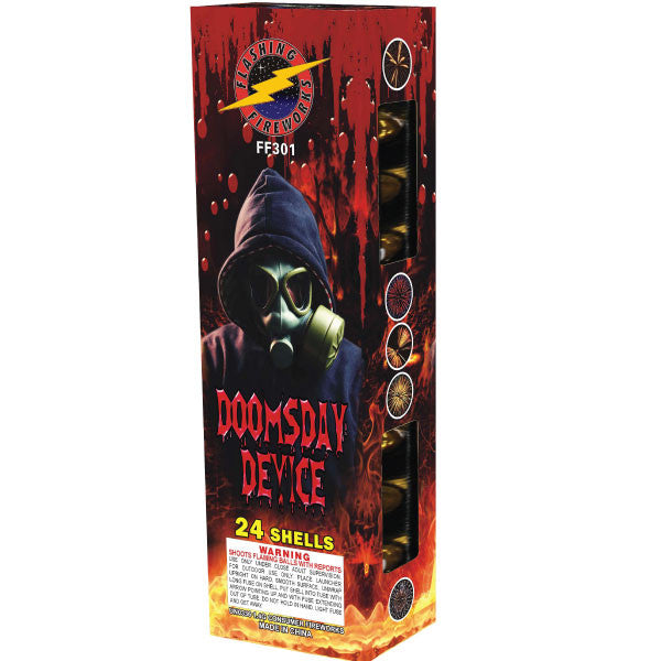 Doomsday Device by Flashing Fireworks