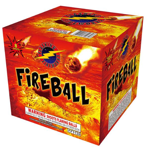Fireball by Flashing Fireworks