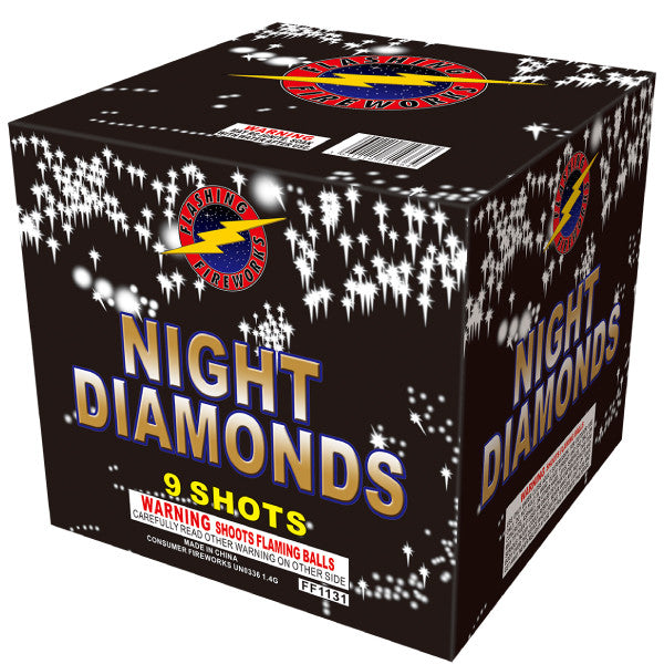 Night Diamonds by Flashing Fireworks