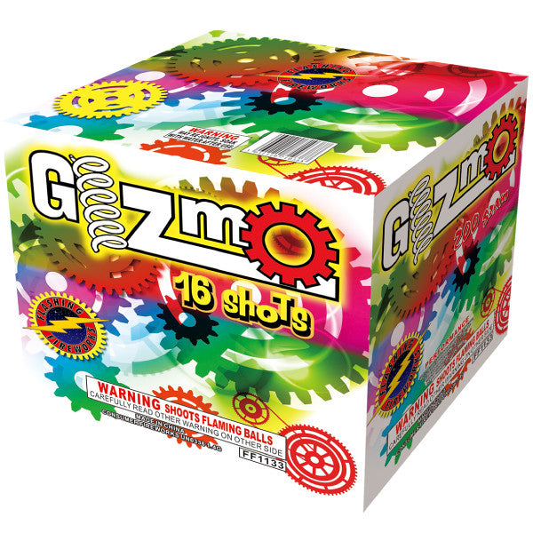 Gizmo by Flashing Fireworks