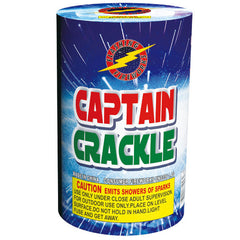 CAPTAIN CRACKLE