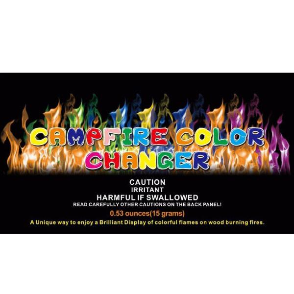 Campfire Color Changer by Flashing Fireworks
