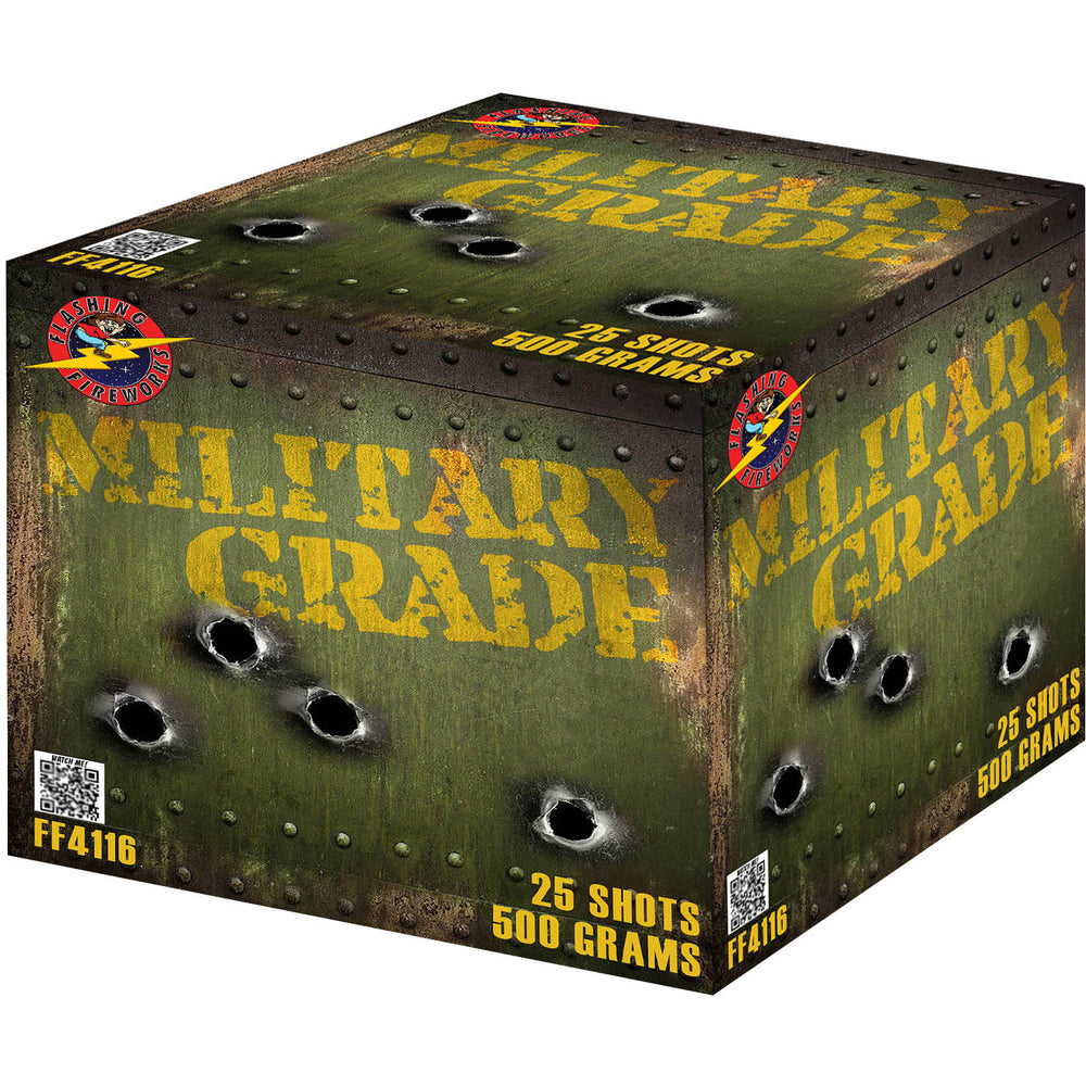 Military Grade by Flashing Fireworks