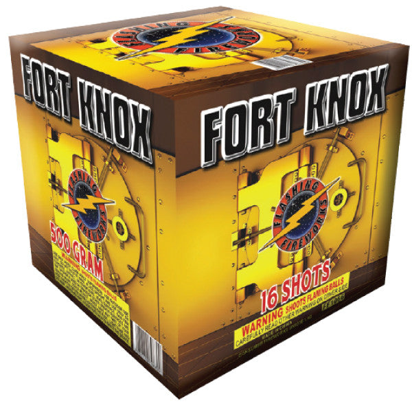 Fort Knox by Flashing Fireworks