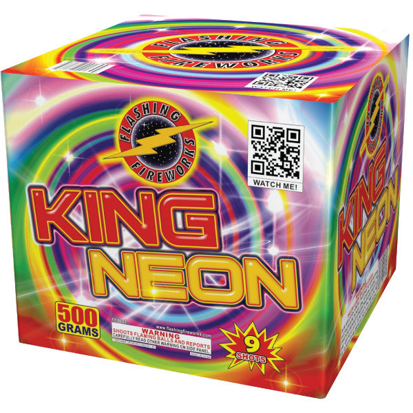 King Neon by Flashing Fireworks