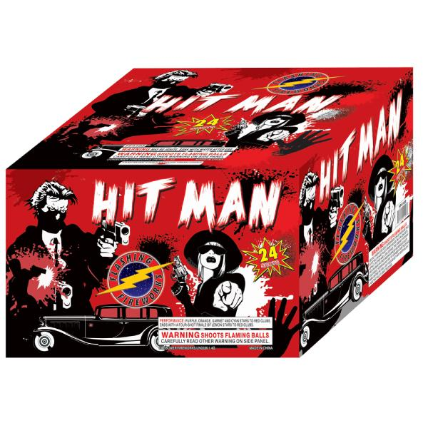 Hit Man by Flashing Fireworks