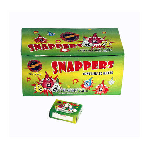 Snappers - 50 Box Pk.