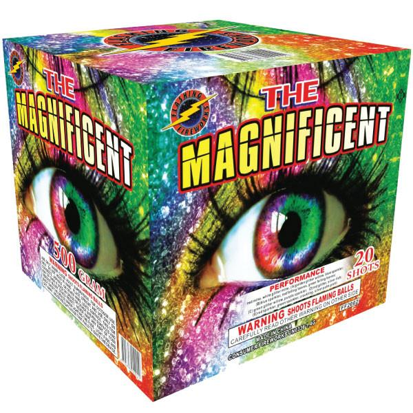The Magnificent by Flashing Fireworks