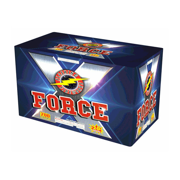 X Force by Flashing Fireworks