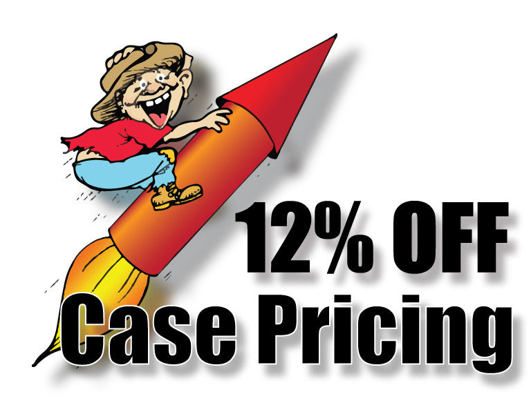 12% off Case Pricing Available!