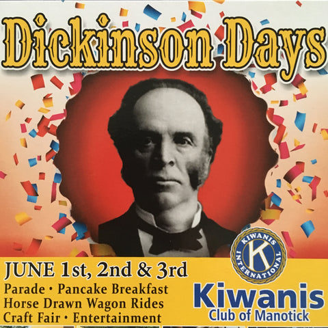 Dickinson Days in Manotick, June 2nd