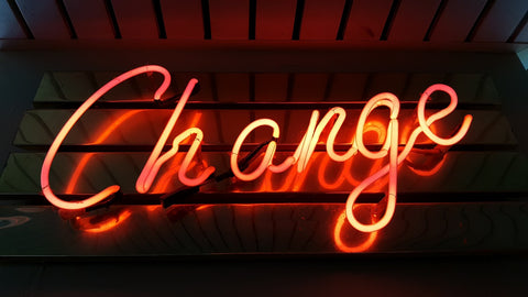 How to Make a Change by Colleen Kanna, Photo by Ross Findon on Unsplash