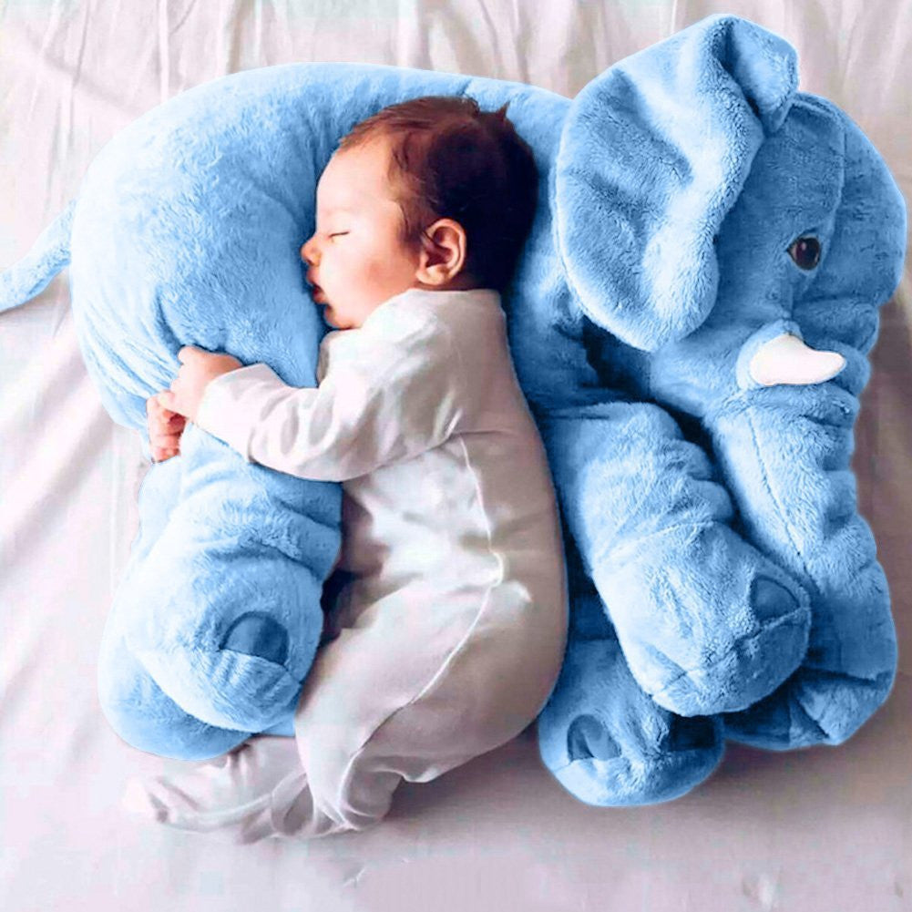CUTE BABY ELEPHANT PILLOW FOR YOUR BE LOVED BABY WITH 70