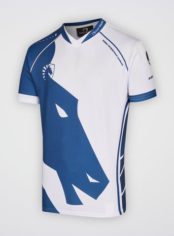 Team Liquid Player Jersey 2019 with sponsors