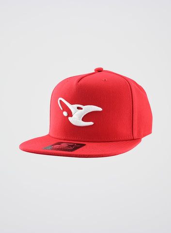 Mousesports Starter Snapback (red/white)