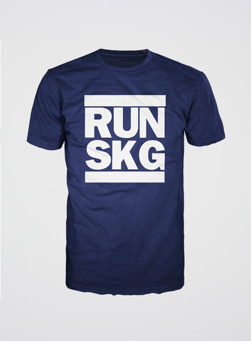 SK Gaming Run SKG T-Shirt blue