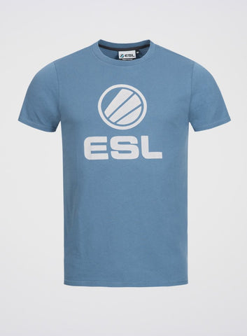 ESL Classic Inside T-shirt Smoky Blue