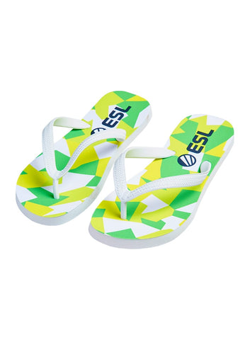 ESL In Color Flip Flops