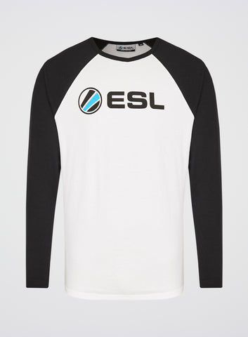 ESL Classic Long Sleeve T-shirt Two Tone