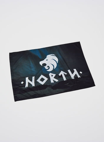 North Banner Flag