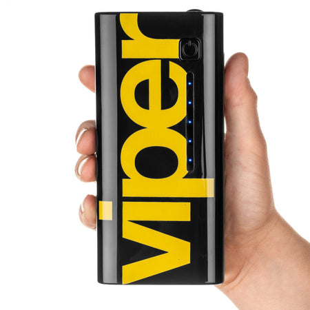 VIPER Car Jump Starter with Air Compressor - Ultra Large Capacity 15,000 mAh - 500 Amp Peak - The Ideal Kit to Keep in Your Car - Never Be Stranded by a Dead Battery or Flat Tire