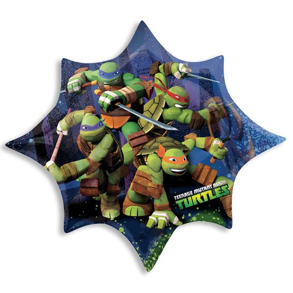 JUMBO TEENAGE MUTANT NINJA TURTLES BALLOON