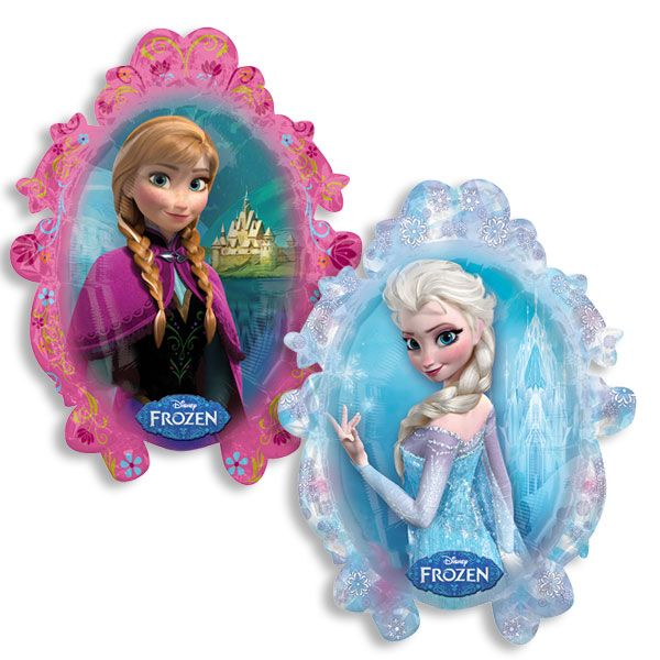 DISNEY FROZEN JUMBO FOIL BALLOON