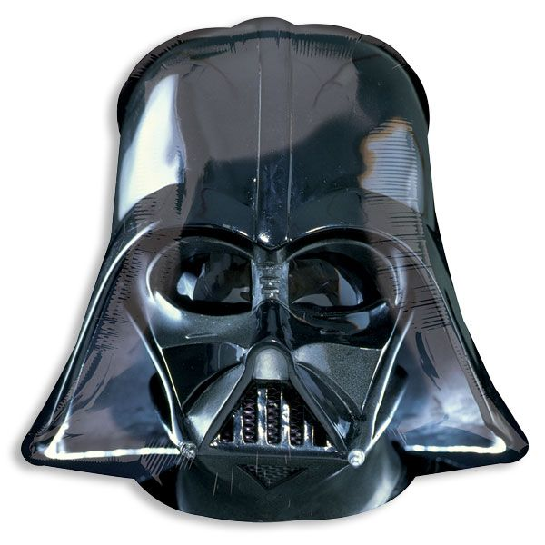 STAR WARS DARTH VADER JUMBO FOIL BALLOON