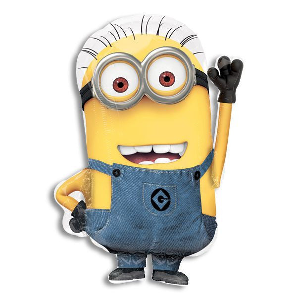 "Minion 40"" Jumbo Balloon"