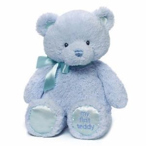 My 1st Teddy Blue 15""