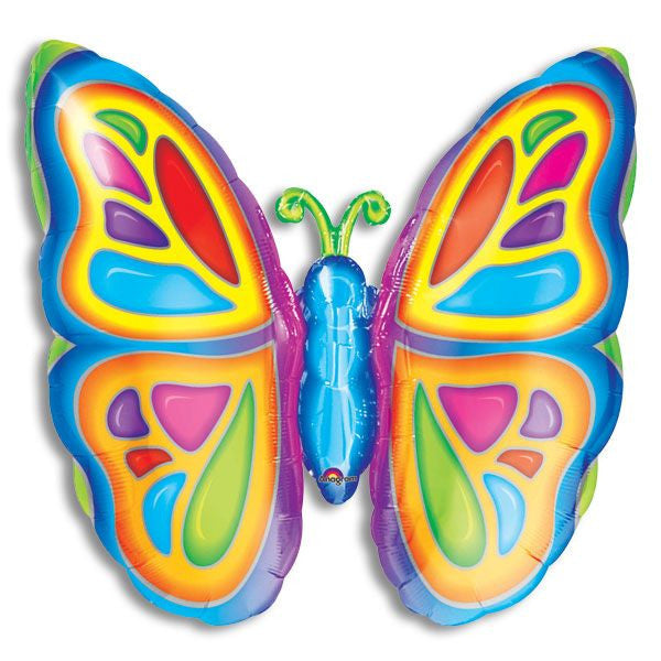 "Butterfly 25"" Jumbo Balloon"