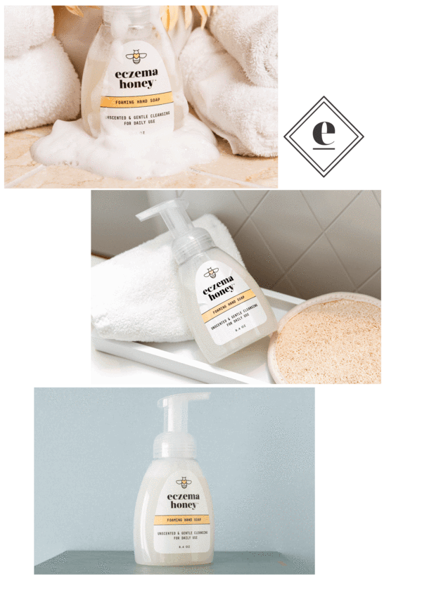 Eczema Honey - Gentle Foaming Hand Soap